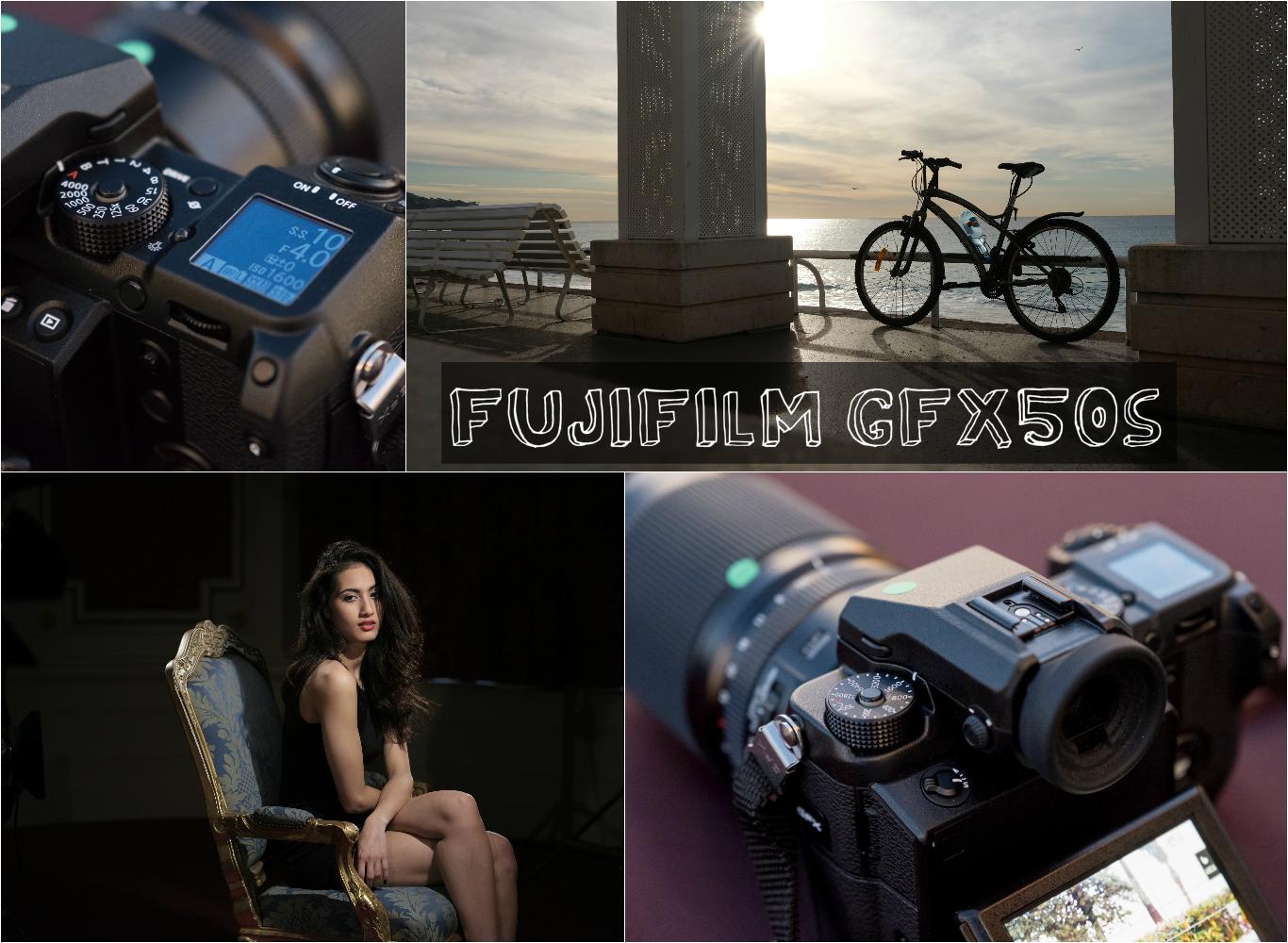 Fujifilm GFX50s или каково снимать стрит на средний формат.