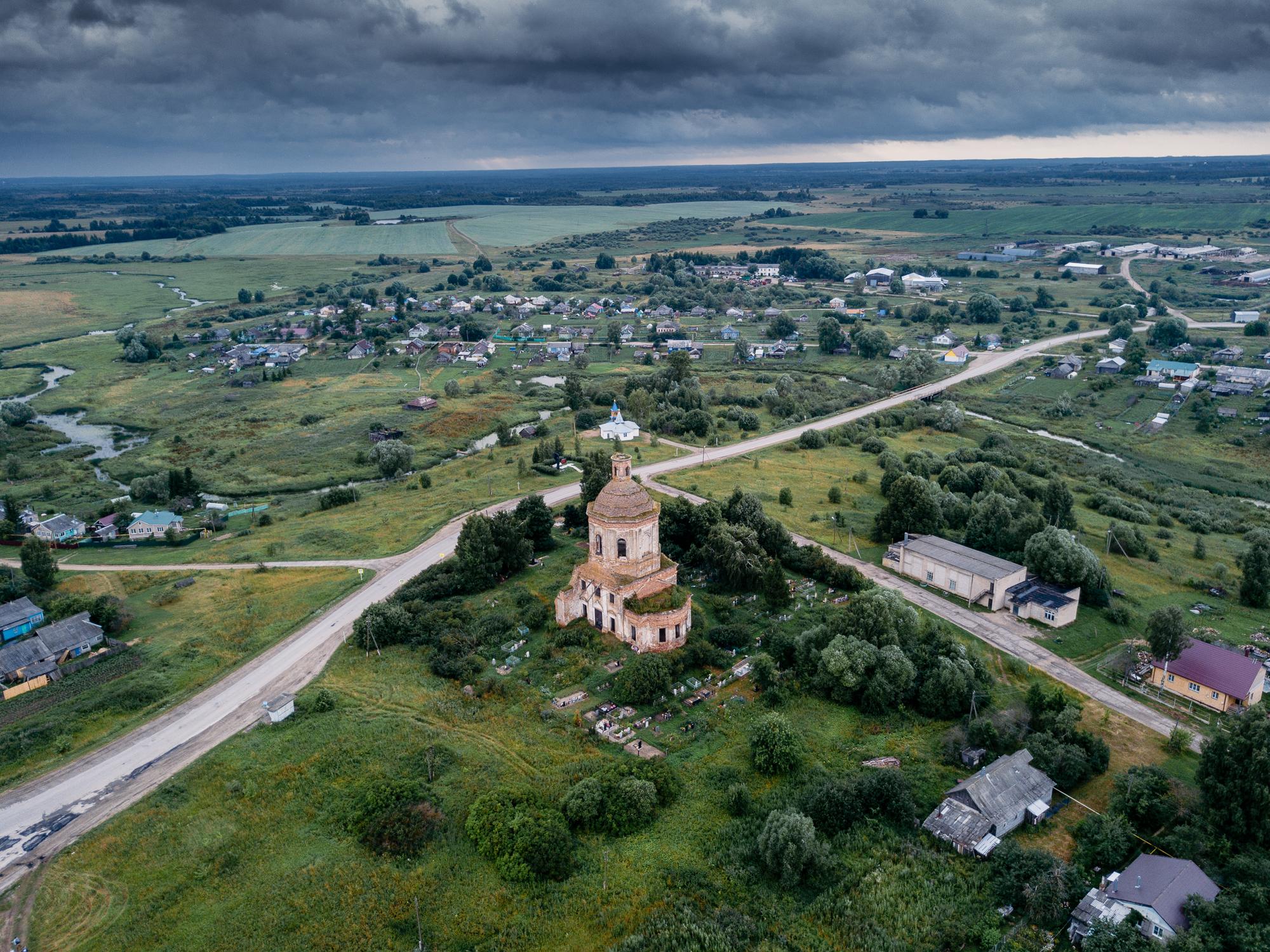 Собираем пазл в Ивановской и Владимирской областях