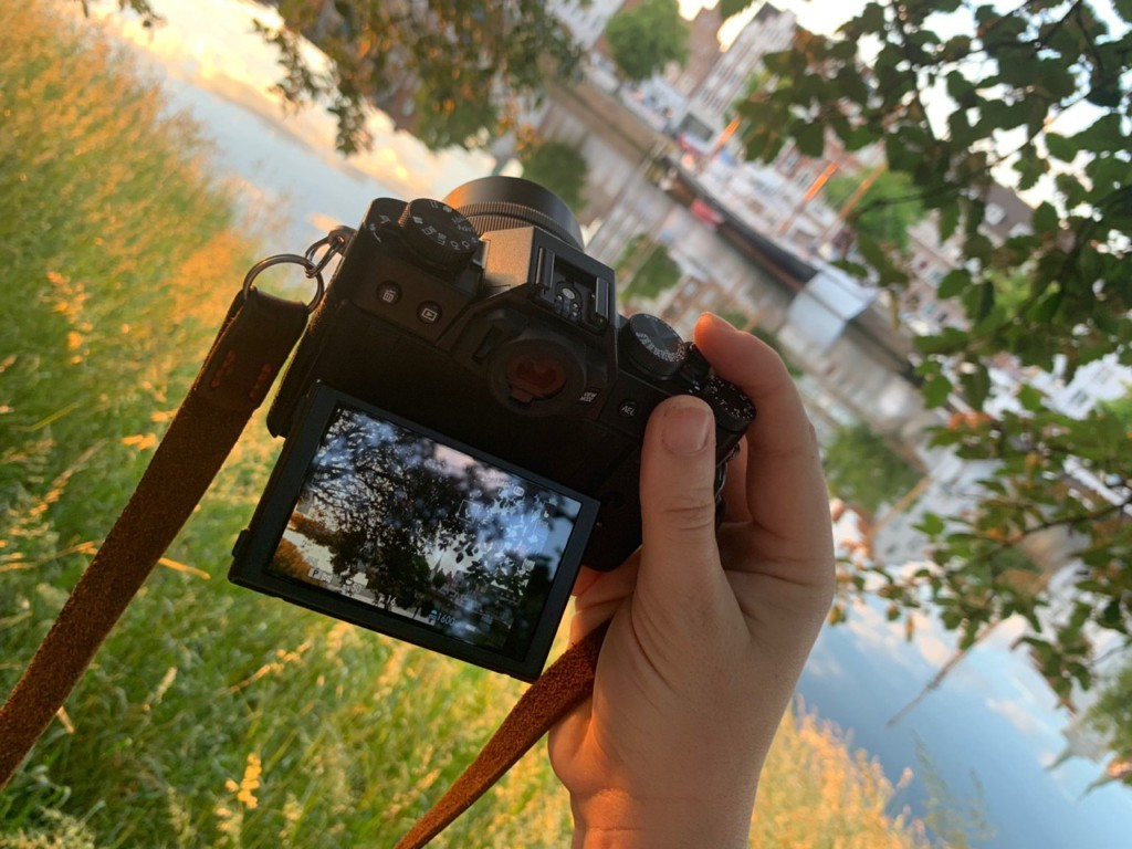 Fujifilm X-T30. Чистое творчество и ничего лишнего